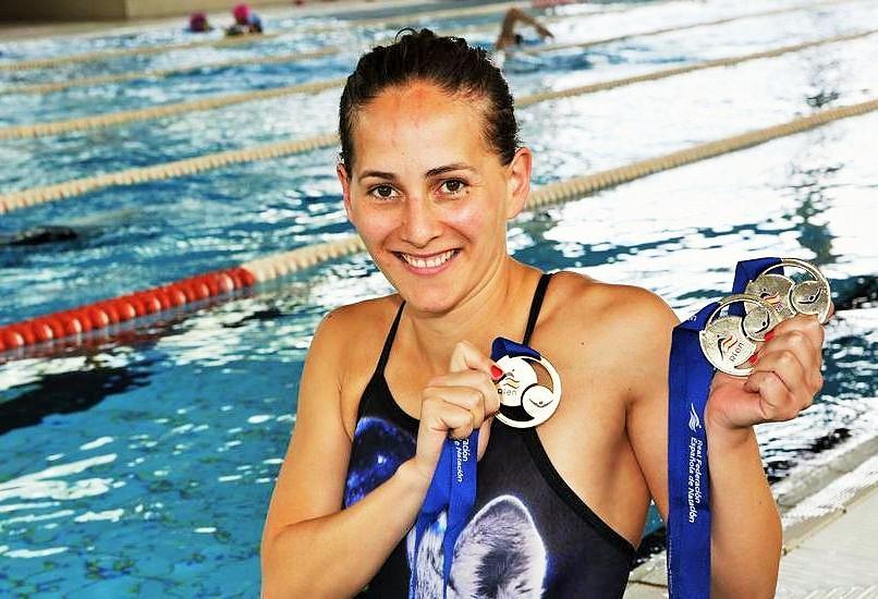 2 Récords gallegos y 13 medallas de nuestros maestros en Ourense
