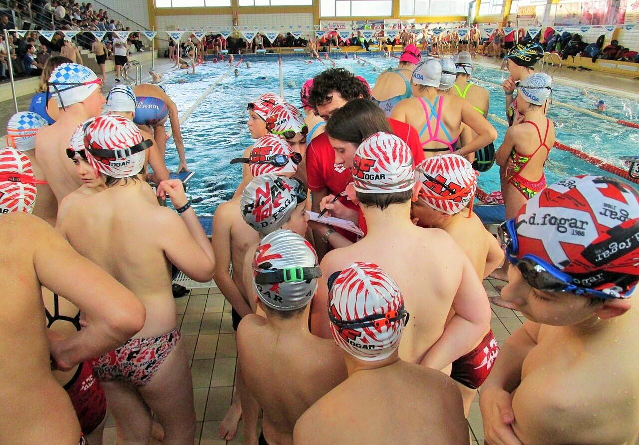 La Liga Gallega Alevín se decide el sábado en en Club del Mar