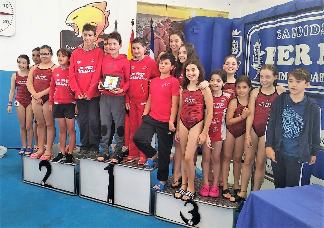 Os benxamíns foron segundos no Grupo B da Copa Galega